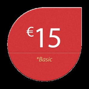 15€ Basic